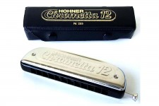 800423 HOHNER CHROMETTA 12  C (DO 255/48C)