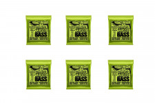 2832 (6 MUTE) SET REGULAR SLINKY BASS 50-105 ERNIE BALL
