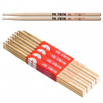 VF 5BNPACK (12 coppie) AM.CLASSIC 5B P.NYLON BACCHETTE VIC FIRTH