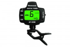 AT320B CLIP/MIC TUNER TECHNOSOUND