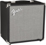 Fender Bass Amp Rumble 25 (V3) 230V EUR Black/Silver