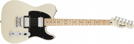 Fender Squier Contemporary Telecaster HH Mn Pearl White