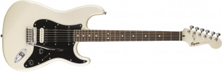 Fender Squier Contemporary Stratocaster HSS Rw Pearl White