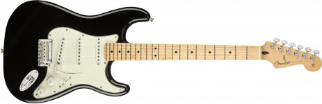 Fender Player Stratocaster SSS MN Black