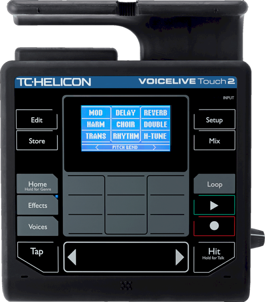 TC Helicon VOICELIVE TOUCH 2 Vocal FX Processor