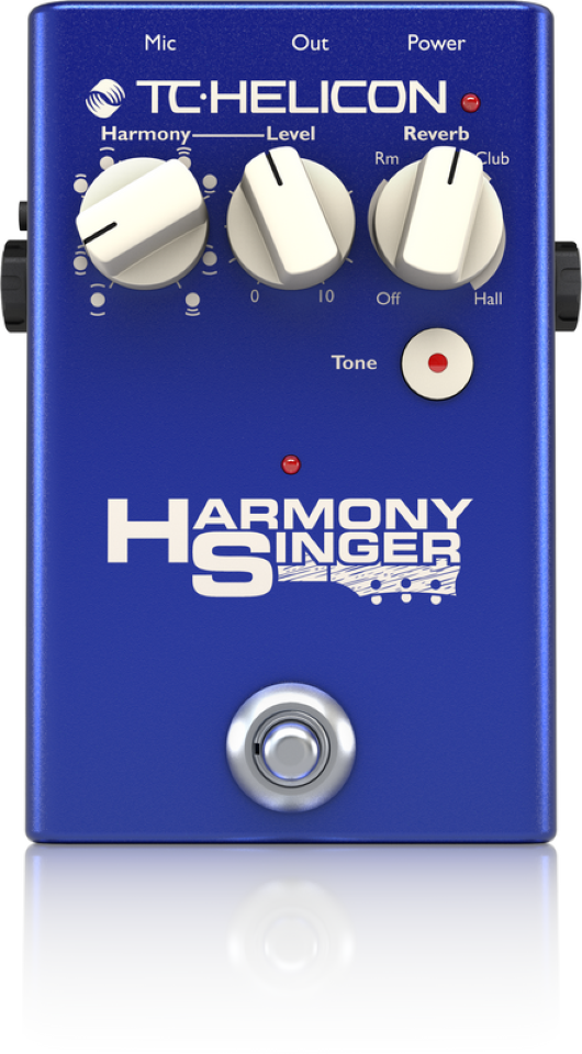 TC Helicon HARMONY SINGER 2 Harmony Vocal FX Processor