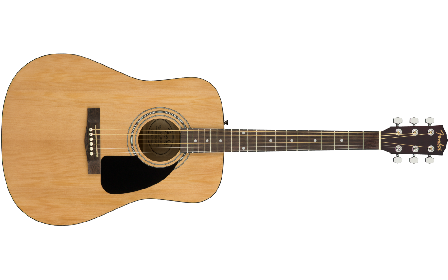 Fender FA-115 Dreadnought Pack NL Wln Fingerboard  GigBag