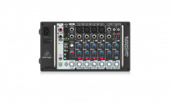 Behringer PMP500MP3 Ultra-Compact 500W 8Ch Powered Mixer, MP3