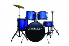 DC500 A1 BL KIT BATTERIA ACUSTICA MERCURY studio