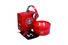 HZG2R HEADPHONE (RED) CARLSBRO-HURTZ