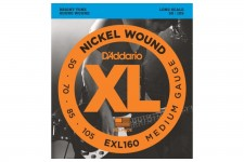 EXL160 BASS XL 50-105 LONG SCALE DADDARIO