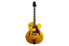 JZ2 AN CHITARRA JAZZ HOLLOWBODY LASALLE GREG BENNETT